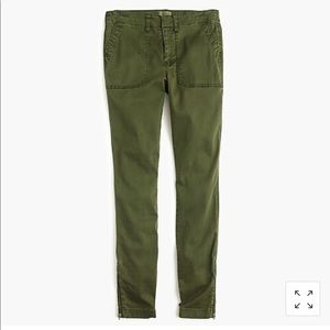 JCrew Skinny Cargo pants 29